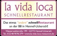 restaurant mit mittagstisch in hennef