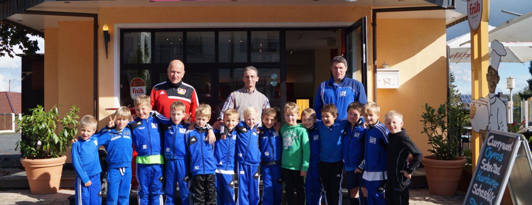 Markus Langshausen unterstützt Uckerather Fußballjugend